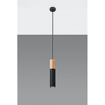 Pendant Lamp Pablo Black