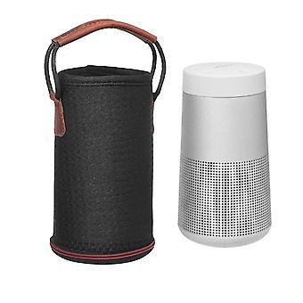 Portable speaker bag suitable for bose soundlink revolve speaker package