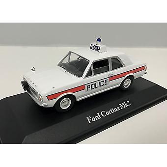 Ford Cortina MkII Diecast modell bil