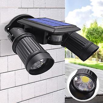 super lys hage sikkerhet lampe utendørs gatelys