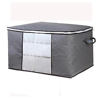 1PC Large Foldable Comforter Clothing Storage Bag Storage Wardrobe Organizer|Foldable Storage Bags