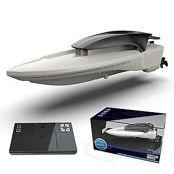 Rc Boat, Sistema de resfriamento de água totalmente fechado, controle remoto de alta velocidade ao ar livre