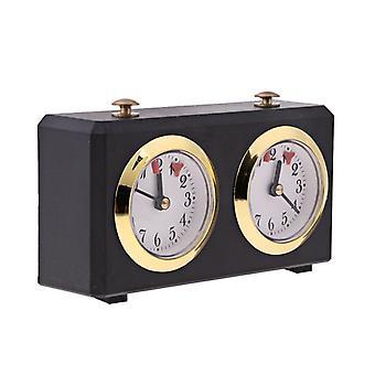 Retro Analog Chess Clock Timer - Wind-up