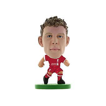 Liverpool Soccerstarz James Milner Accueil Kit
