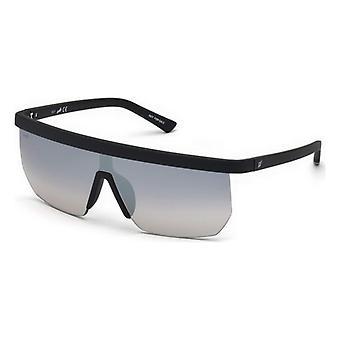Solglasögon för män WEBBGLASÖGON WE0221-02C Svart Grå