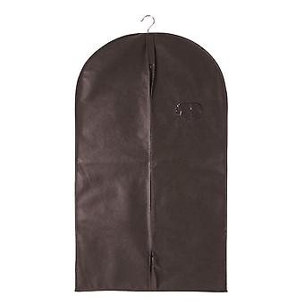 Silktaa Non-woven Fabric Visible Clothing Storage Bag Dust Cover
