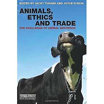 Animaux, éthique et commerce : le défi de la sensibilité animale