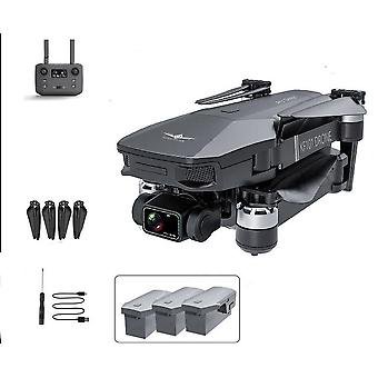 Kf101 Drone Gps 4k 6k 8k Hd Kamera 3-akselinen Gimbal Drones Rc Quadcopter