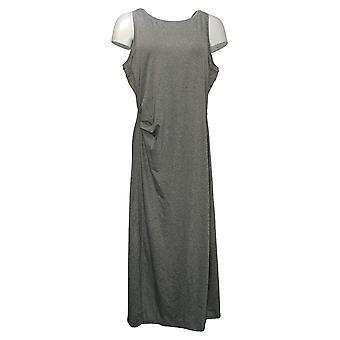 zuda Dress Z-Cool Regular Printed Knit Midi Dress Gray A377787