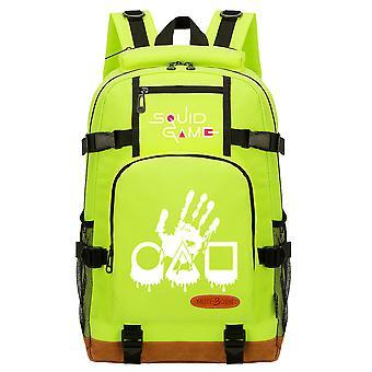 الحبار لعبة أزياء طباعة الشباب طالب حقيبة ظهر £ ̈4-110 £ ©