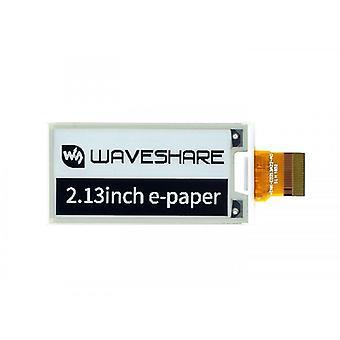250x122 2.13inch E-ink Raw Display Spi Rozhraní