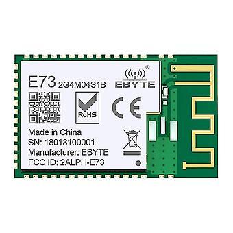E73-2g4m04s1b Nrf52832 2.4ghz اللاسلكية بلوتوث Rf وحدة Ble 5.0 الارسال