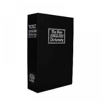 SanakirjaKirja Turvallinen, Kannettava Muovi Säästöpossu Boofhase salasanalla lukko, Englanti Sanakirja Salasana Turvallinen Säästöpossu Pankki