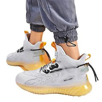 Miesten kengät kookos suurikokoiset urheilukengät hengittävä lentää kudottu