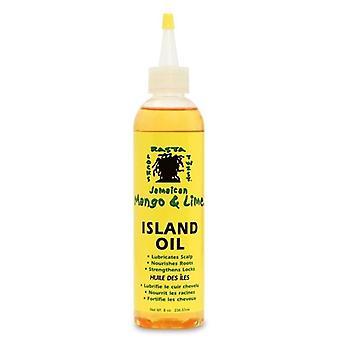 Jamaikanische Mango & Kalk Insel Öl 236ml