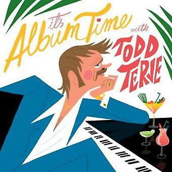 トッド ・ テリエ - それは時間のアルバム [CD] アメリカ インポートです。