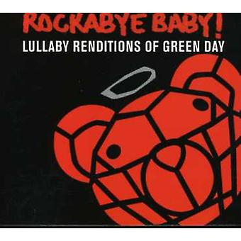 Rockabye Baby! - Lullaby Renditions of Green Day [CD] USA import
