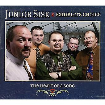 Junior Sisk & Ramblers Choice - Heart of a Song [CD] USA import