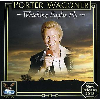 Porter Wagoner - Watching Eagles Fly [CD] USA import