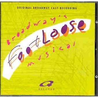 Conversão de gravação - Footloose importação EUA [CD]