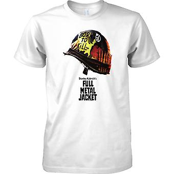 Full Metal Jacket - Born To Kill - USMC - Kinder T Shirt