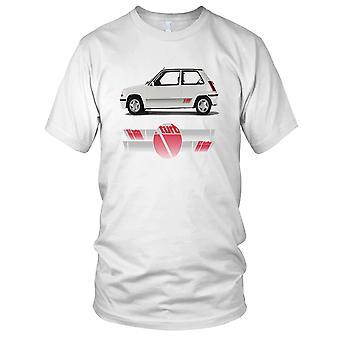 Renault 5 GT Turbo Mens T Shirt