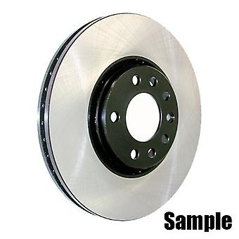 Centric Parts 120.65125 Premium Brake Rotor with E-Coating