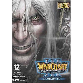 Warcraft III Jäätynyt valtaistuimen laajennuspaketti - uusi