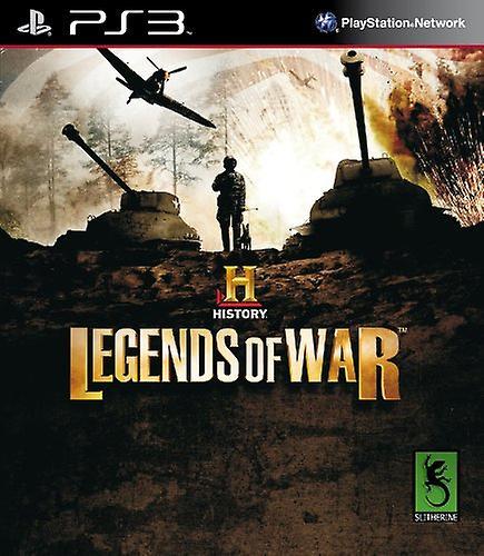 History Legends of War (PS3) - New