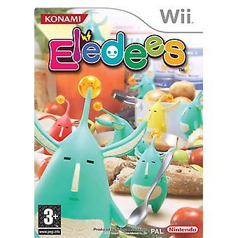 Eledees (Wii)-fabriken förseglad
