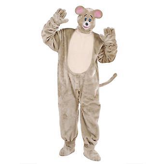 Souris en peluche Costume (Costume blouson chaussure couvre masque)