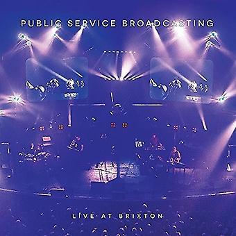 Öffentlich-rechtlichen Rundfunk - Live at Brixton [Vinyl] USA Import