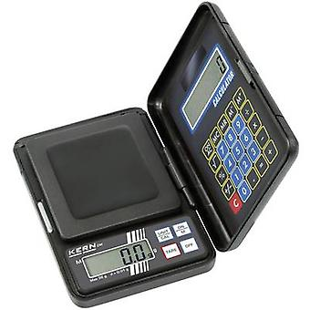Kern CM 150-1N Pocket scales Weight range 150 g Readability 0.1 g battery-powered