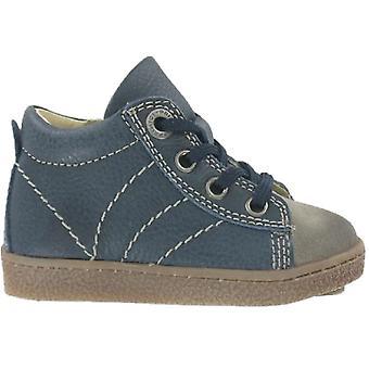Primigi Boys 2417700 PHM 24177 Lace Boots Blue