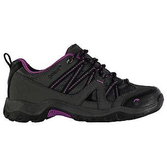 Gelert Womens Ottawa Low Walking Lace Up Padded Ankle Collar Outdoor Shoes