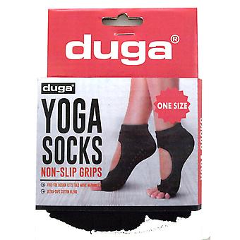 DUGA socks Yoga Socks with open toe