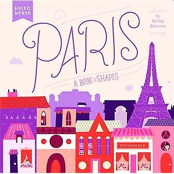 Parijs - een boek van Shapes door Ashley Evanson - 9780448489155 boek