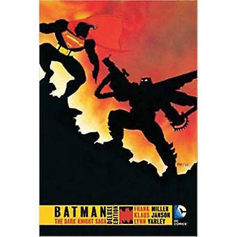 Batman - o Cavaleiro das trevas retorna (edição De Luxe) está por Frank Miller-
