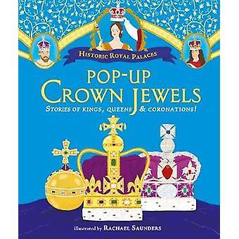 Pop-up klejnotów koronnych przez Rachael Saunders - 9781406374094 książki