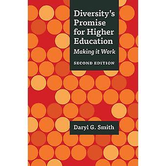 Promesse de la diversité de l'enseignement supérieur: mise en œuvre (2nd Revised