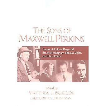 Söner av Maxwell Perkins - bokstäver av F. Scott Fitzgerald - Ernest