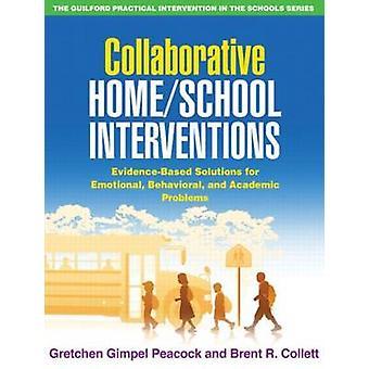 Collaborative hem/skola interventioner - evidensbaserade lösningar för