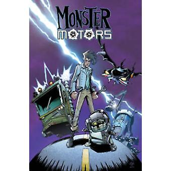 Monster motoren door Brian Lynch - Nick Roche - 9781631403378 boek