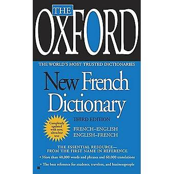 Oxford French Penguin Dictionary by Penguin - 9780425228616 Book