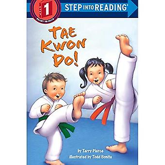 Tae Kwon Do! (Step Into Reading: A Step 1 Book)