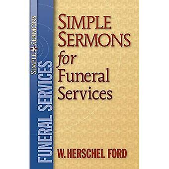 Sermons simples pour des Services funéraires (Sermons simples)
