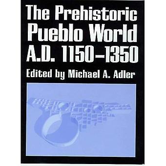 Prehistorische Pueblo wereld, A.D. 1150-1350