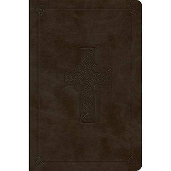 Wert Bibel-ESV-keltischen Kreuz Kompaktbauweise