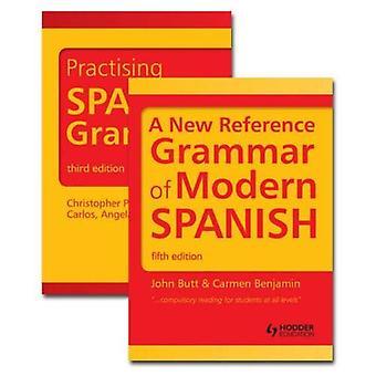 Spanische Grammatik-Pack