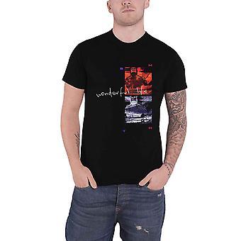 أحضر لي الأفق ر قميص حياة رائعة الفرقة شعار الأموية الرسمية رجالي الأسود
